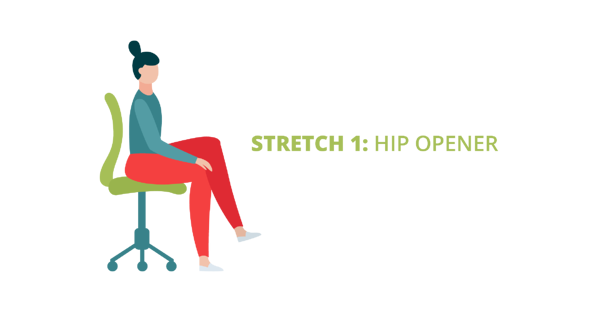 Stretch 1: Hip Opener