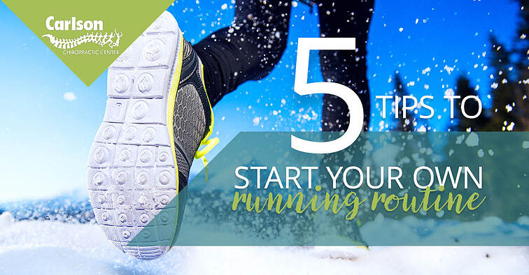 5 Tips to Start Your Own Running Routine!