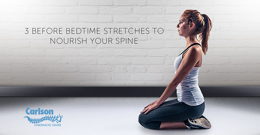 3 great bedtime stretches!