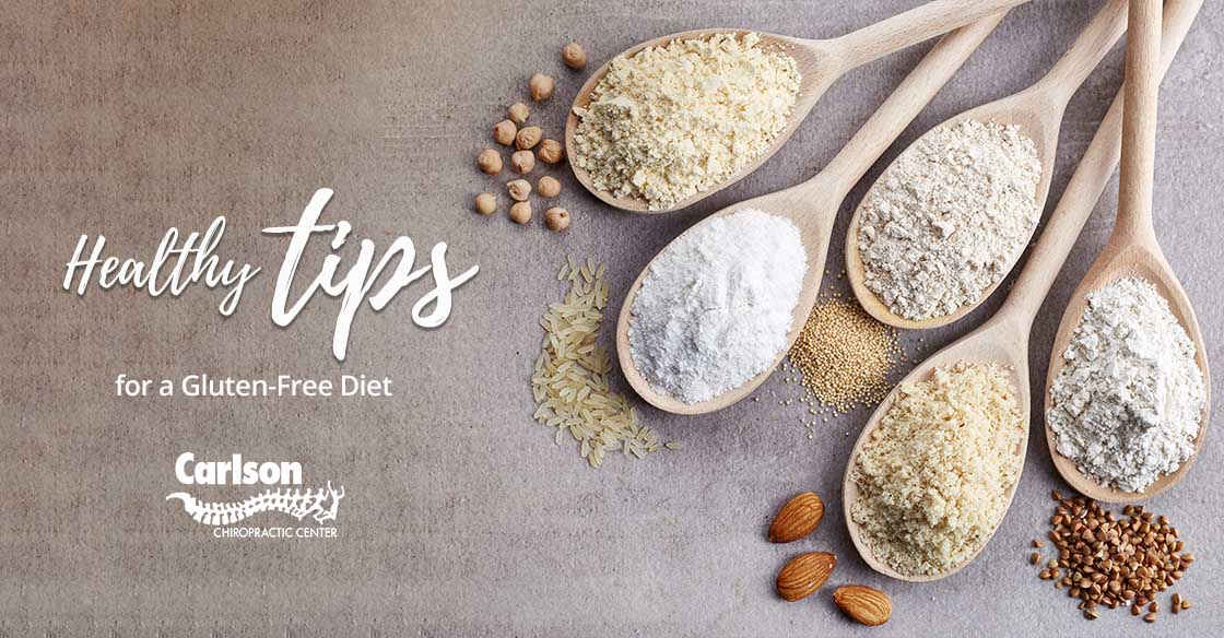 Healthy Tips for a Gluten Free Diet