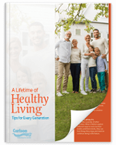Download our free healthy living guide!